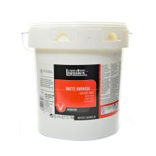Liquitex Acrylic Permanent Matte Varnish 1