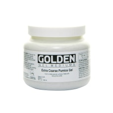 Golden Extra Coarse Pumice Gel 32