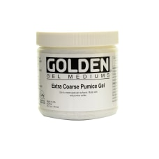 Golden Extra Coarse Pumice Gel 16
