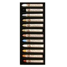 Sennelier Oil Pastels Assorted Iridescent Set