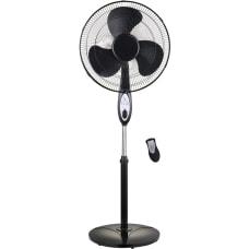 Optimus F 1872BK Floor Fan 18