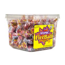 Atomic Fireballs Tub Of 150 Pieces