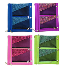 Inkology Oversized Binder Pencil Pouches 9
