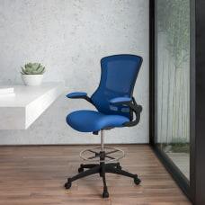 Flash Furniture Mid Back Mesh Ergonomic