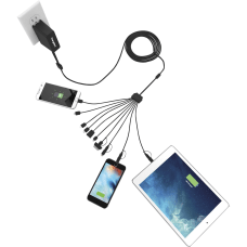 ChargeTech Universal Phone Charger Squid 1