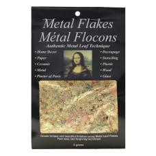 Mona Lisa Metal Flakes 3 Grams