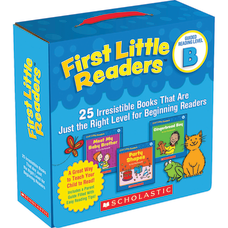 Scholastic Teaching Resources First Little Readers