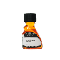 Winsor Newton Linseed Oil Thickened 75