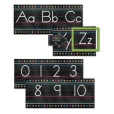 Teacher Created Resources Chalkboard Brights Alphabet