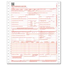 ComplyRight CMS 1500 Health Insurance Claim