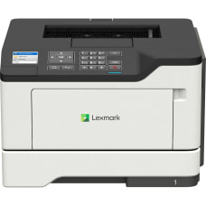 Lexmark MS521dn Desktop Laser Printer Monochrome