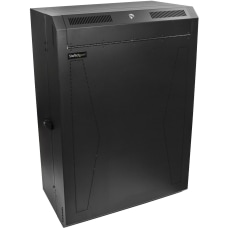StarTechcom 8U Vertical Server Cabinet Wallmount