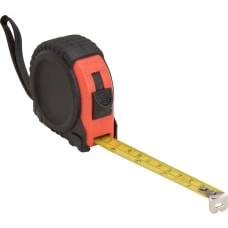 Genuine Joe Tape Measure Imperial Measuring