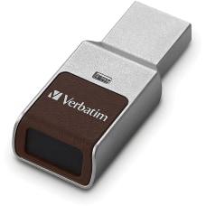 64GB Fingerprint Secure USB 30 Flash