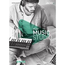 ACID Music Studio v 11 License