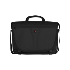 Wenger Fly Messenger Bag Black