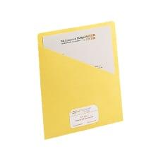 Smead Slash File Jackets Convenience Pack
