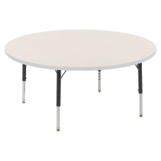 Lorell Classroom Adjustable Activity Table Legs