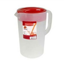 Rubbermaid Pitcher With Removable Lid 128