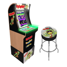 Arcade1Up Frogger Special Edition Arcade Machine