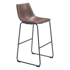 Zuo Modern Smart Bar Chair Vintage