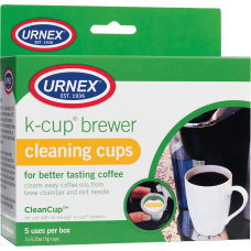 Weiman Urnex K Cup Brewer Cleaning