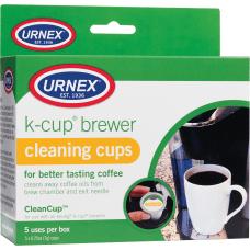 Weiman Urnex K Cup Brewer Cleaning