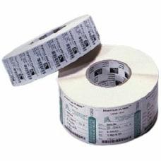 Zebra Label Paper E62760 4 x
