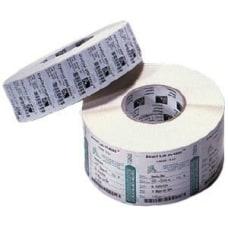 Zebra Label Paper G44787 4 x