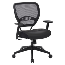 Office Star Space Seating Bonded Leather