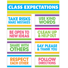 Scholastic Teachers Friend Class Expectations Mini
