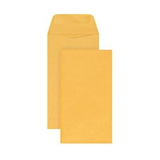 Office Depot Brand Coin Envelopes 7