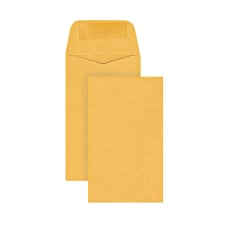 Office Depot Brand Coin Envelopes 3
