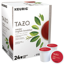 Tazo Awake Tea Single Serve K