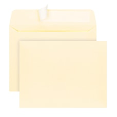 Office Depot Brand Invitation Envelopes A2
