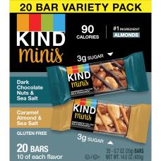 KIND NutsSea Salt Variety Pack Minis