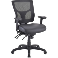 Lorell Conjure Executive Mid Back Mesh