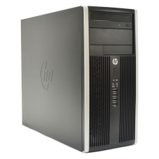 HP 6200 Pro Refurbished Desktop PC
