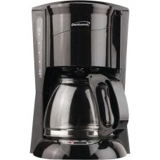 Brentwood TS 218B Coffeemaker 12 Cups