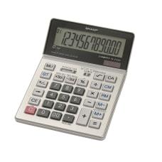 Sharp VX 2128V Display Calculator