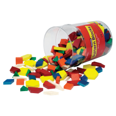 Learning Resources Wooden Pattern Blocks ThemeSubject