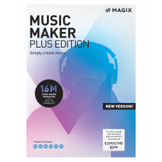 Magix Music Maker Plus Edition 2019