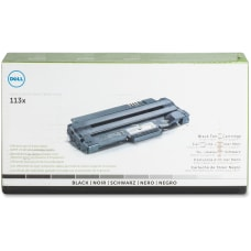 Dell 113X 2MMJP High Yield Black