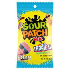 Sour Patch Kids Tropical 8 Oz