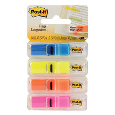 Post it Notes Flags 12 x
