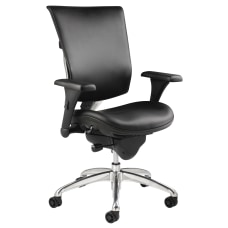 WorkPro 768E Commercial Bonded Leather High
