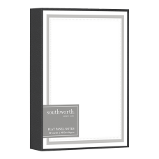 Southworth Tungsten Flat Panel Note Cards