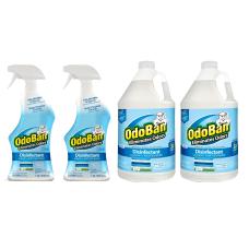 OdoBan Odor Eliminator Disinfectant Fresh Linen