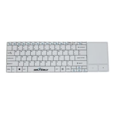 Seal Shield Clean Wipe Keyboard with