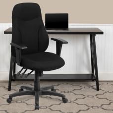 Flash Furniture Fabric High Back Multifunctional